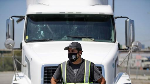 88 300 Truck Drivers Lost Their Jobs In April And It S The