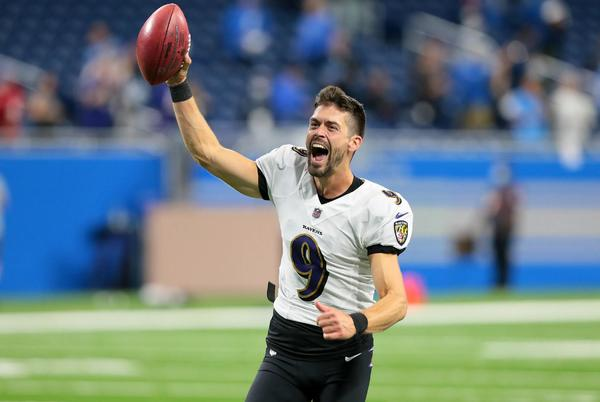 Picture for The longest field goals in NFL history, updated after Justin Tucker's 66-yard game-winner