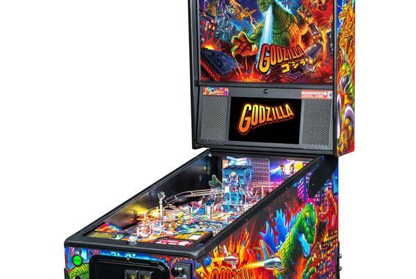 Picture for Stern Unveils 'Godzilla'-Themed Pinball Machine