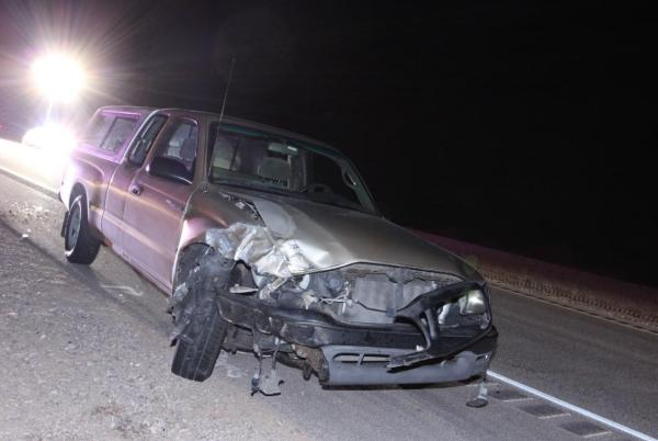 Picture for 63-year-old Las Vegas man died after wrong-way crash on US 95 near Searchlight