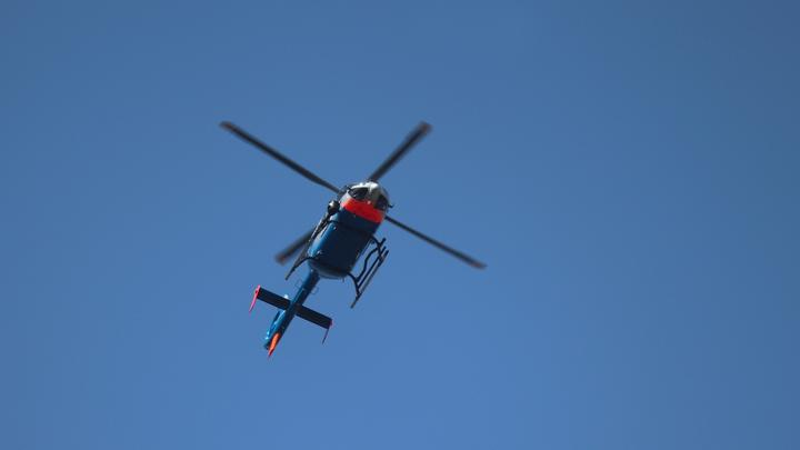 Cover for If you see a low-flying helicopter this fall, here's why