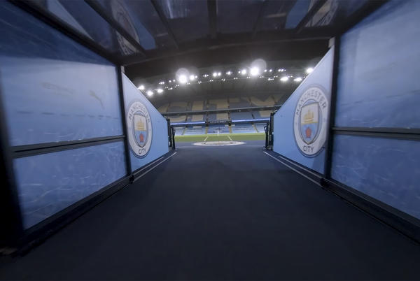 Picture for Stunning Single-Shot FPV Drone Tour of Manchester City's Etihad Stadium