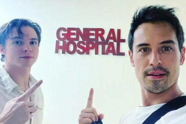 Picture for 'General Hospital' Spoilers Reveal Nikolas Cassadine Cast Change