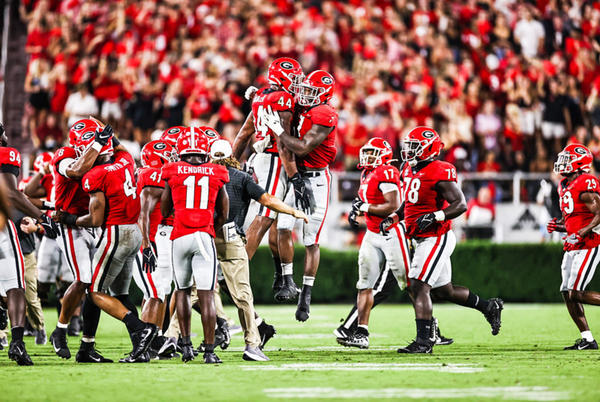 Picture for SI's Top 10 Lists Georgia Number One