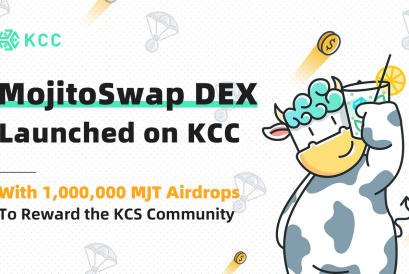 Picture for MojitoSwap DEX Launched on KCC With 1,000,000 MJT Airdrops to Reward the KuCoin and KCS Community