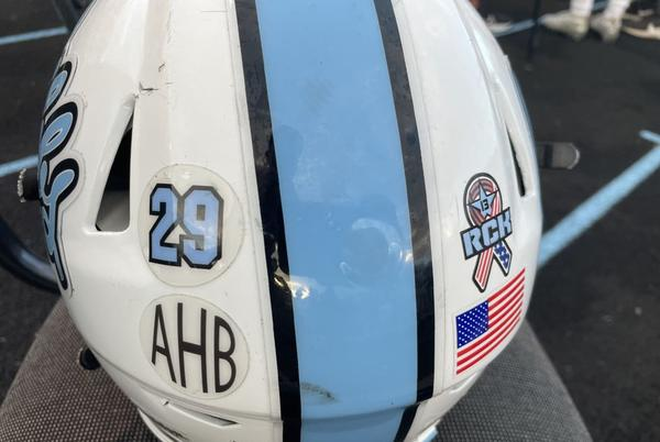 Picture for Gibbs and Fulton honor Army Staff Sgt. Ryan Knauss on Thursday night