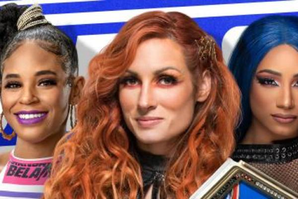 Picture for WWE SmackDown LIVE coverage and commentary (10.08.21)