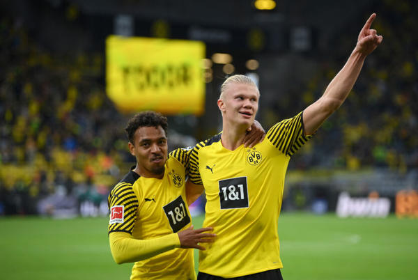 Picture for Bundesliga Roundup: Big wins for Borussia Dortmund and Bayern; Woes for RB Leipzig