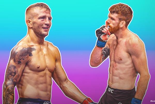 Picture for TJ Dillashaw's bonkers admission on how he cheated by Cory Sandhagen