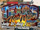 Picture for US105 Has Your Free Tickets for Texas Heat Wave in Taylor
