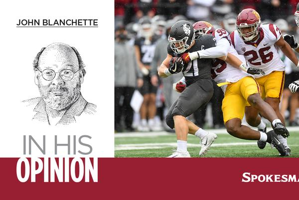 Picture for John Blanchette: Even if it was USC, latest collapse only confirms Washington State's current trajectory is off target