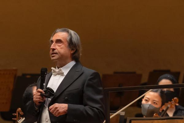 Picture for After a 19-month absence, Muti returns to open CSO season with stoic, memorable Beethoven