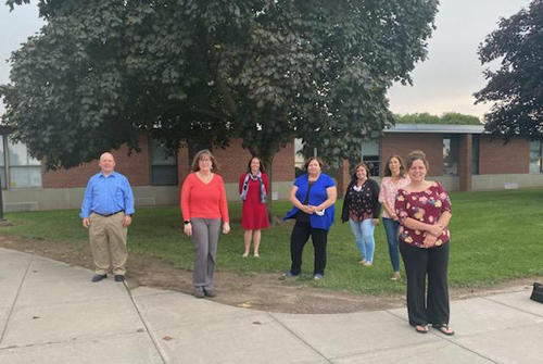 Picture for Spencerport Education Foundation welcomes new members