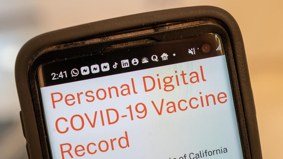 Picture for Beware of This Major Risk of the California Vaccine Passport