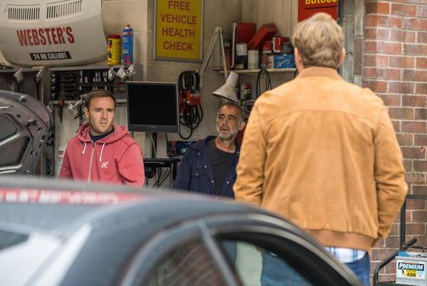 Picture for Coronation Street's Tyrone Dobbs risks further humiliation after Alina Pop's exit