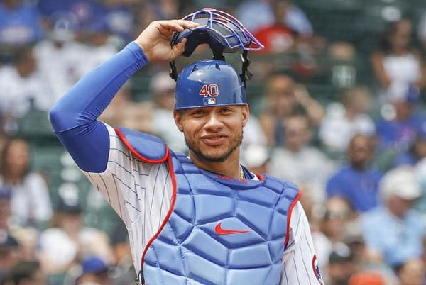 Picture for Why DH coming to NL increases Contreras' value to Cubs