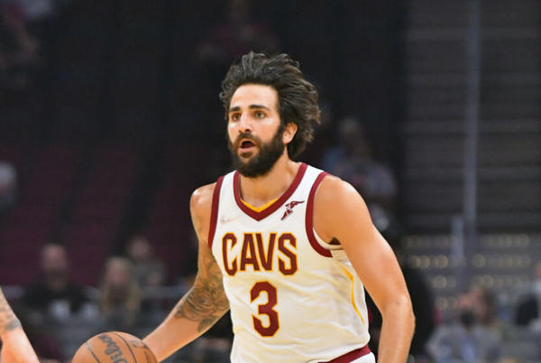 Picture for Cavs: Ricky Rubio seems to be getting comfortable with new teammates
