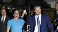Cover for Harry and Meghan considered New Zealand before settling on California