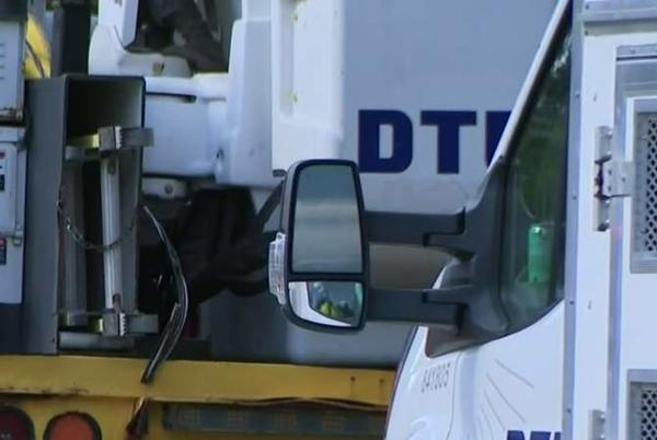 Picture for DTE employee electrocuted restoring power in Brighton