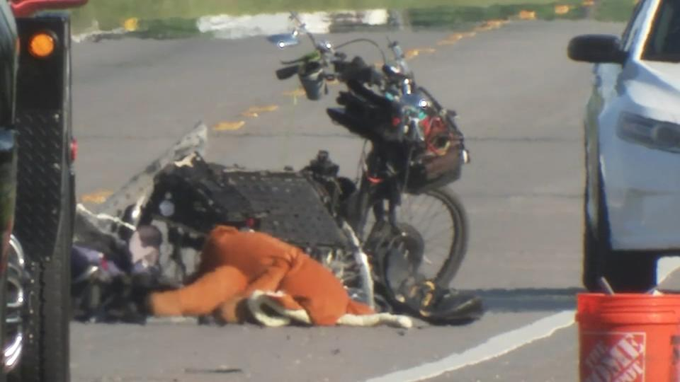 Picture for Tricyclist hit and killed on FM 1942 stretch in Crosby that neighbors call problematic