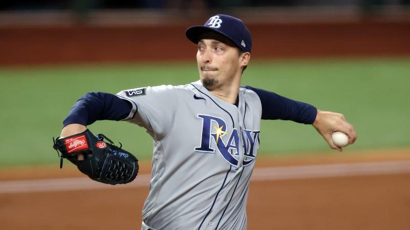 """Picture for Steve Carney: """"I don't think Padres fans will like Blake Snell…They will LOVE Blake Snell"""""""
