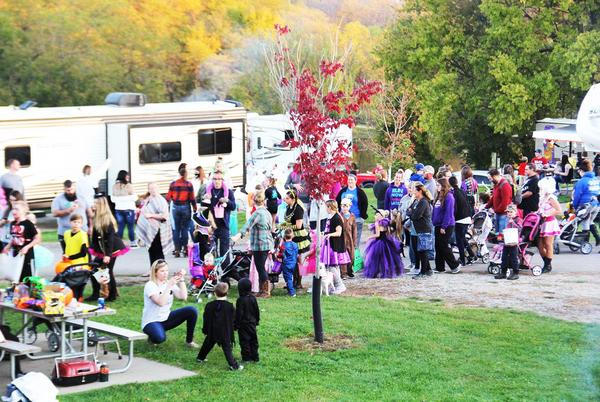 Picture for Haunted Campground set to scare on Saturday