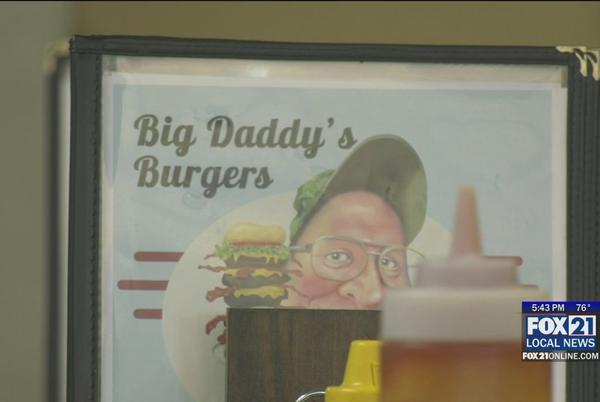 Picture for Everyday is National Double Cheeseburger Day for Big Daddy's Burgers