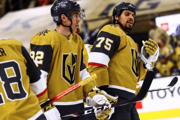 Picture for A Different Look for the Vegas Golden Knights' Bottom Six