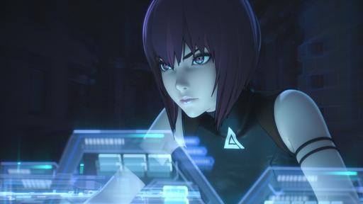 Review Ghost In The Shell Sac 2045 Is Heavy On Action Light On Big Ideas News Break