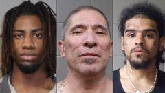 Cover for 3 escapees from the McDonald County Jail captured in Noel, Mo.