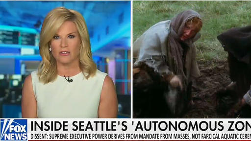 Fox Runs Monty Python Parody Post From Reddit As Example Of Infighting At Chaz Protest Area In Seattle News Break