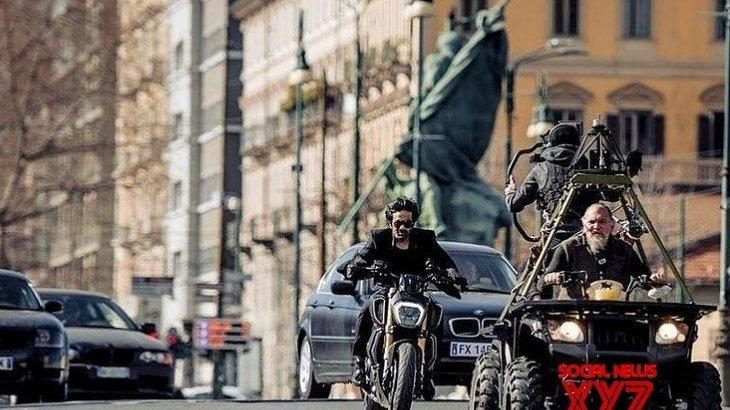 Picture for Ravi Teja hits 'action mode' in Italy