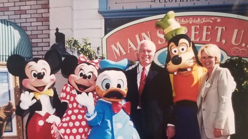 Picture for Disneyland artist and 'master illustrator' Charles Boyer dies at 86