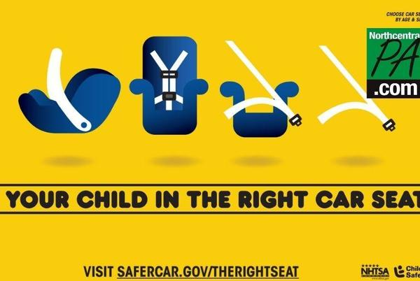 Picture for State agencies to host child safety seat checks for National Child Passenger Safety Week
