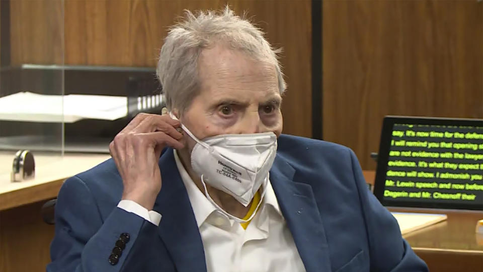 Picture for In rare move for murder defendant, Durst expected to testify