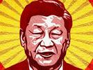 Picture for Jesus replaced by Xi Jinping?