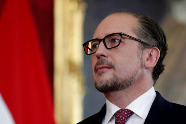 Picture for Austrian Chancellor Threatens to Lock Down the Unvaccinated if Cases Rise