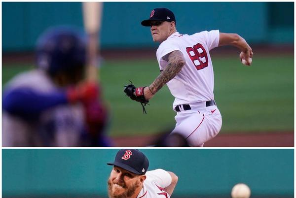 Picture for Chris Sale explains why Boston Red Sox's Tanner Houck has better slider than him; 'His is a true, hard power pitch'