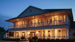 Cover for For That Wonderful, Relaxed Experience You Need, Head To Shiloh Morning Inn In Oklahoma