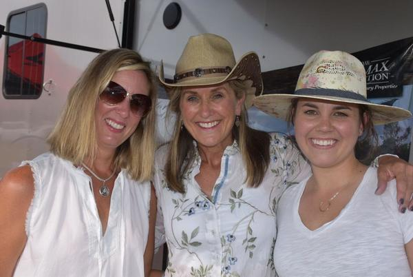 Picture for Best of the West Horse Sale: Equine enthusiasts gather for social at Aiken Training Track