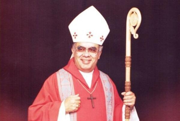 Picture for Emeritus Bishop Raymundo J. Peña, Former Bishop of the Diocese of El Paso dies at 87