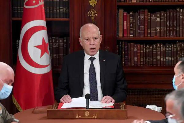 Picture for Biden must try harder to stop the coup in Tunisia