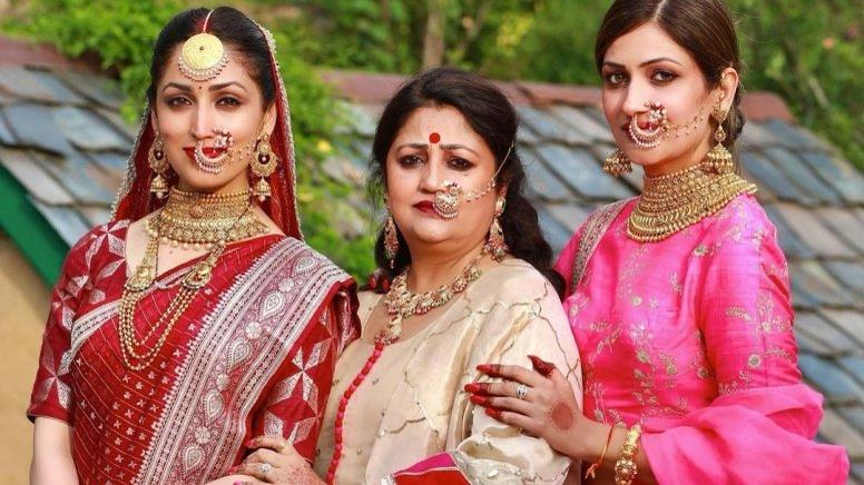 Picture for Yami Gautam shares post-wedding pic to wish mother on birthday