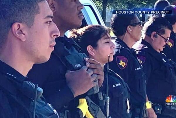 "Picture for Manhunt in Houston following law enforcement ""ambush"""