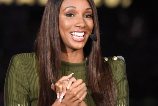 Picture for Maria Taylor all smiles after controversial ESPN exit: 'Dream come true'