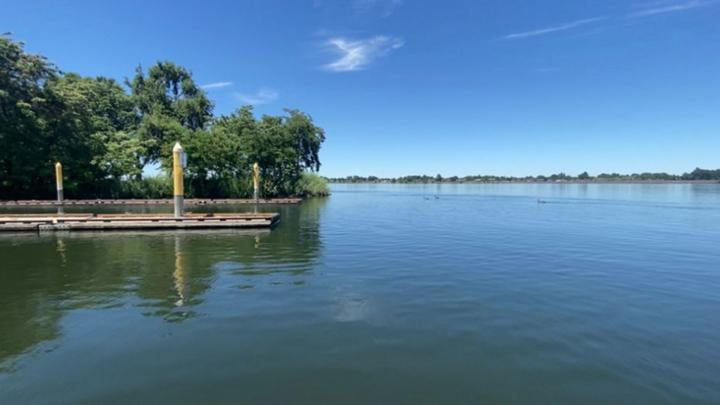 Cover for BFHD orders closure of Columbia River shoreline in Richland due to harmful bacteria levels