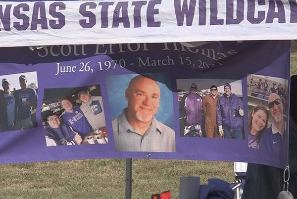 Picture for Tailgate party celebrates the life of a former Hutchinson HS teacher