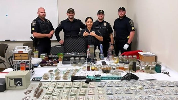 Cover for Utah woman's lost phone leads police to drug sales operation