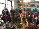 Picture for Noga Erez Performs 'Views' Among Plants on 'Jimmy Kimmel Live'