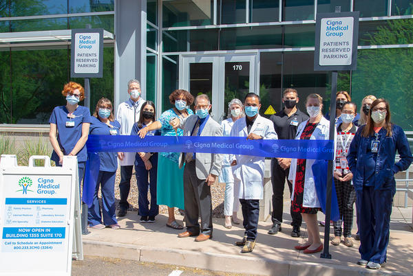 Picture for Cigna Medical Group opens new Scottsdale health care center in SkySong